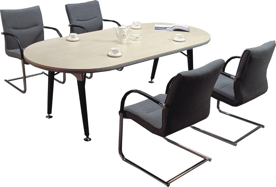 胶板圆形会议桌